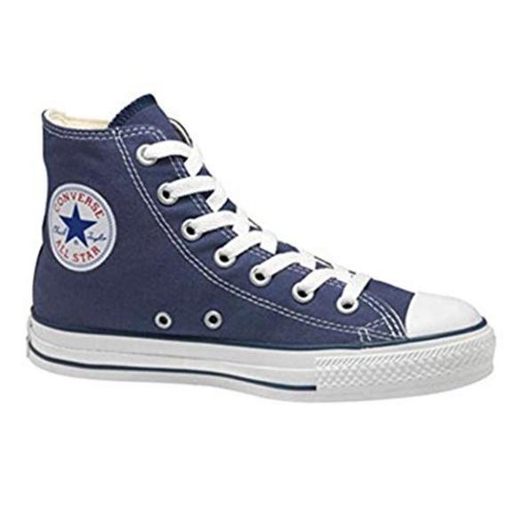 Converse Chucks High Tops Blue Sneakers